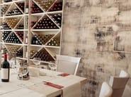 Washable panoramic non-woven paper wallpaper DL-EDITO - LGD01