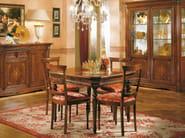 Tavolo allungabile in legno massello DOGI | Tavolo in legno massello - Arvestyle