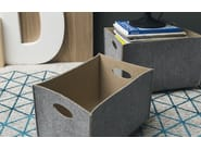 Felt storage box DORIAN - Calligaris