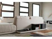 Corner sectional fabric sofa DOYLE | Corner sofa - Domingo Salotti