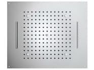 LED 3-spray overhead shower Dream 3 Sprays - LED LIGHTS - Bossini
