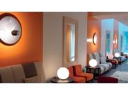 Indirect light die cast aluminium wall light DROPLET MINI | Wall light - Artemide Italia