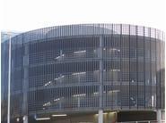 Aluminium solar shading DULINE 100Y - INDÚSTRIAS DURMI