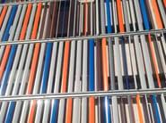 Adjustable aluminium solar shading DUTEC 210E | Solar shading - INDÚSTRIAS DURMI