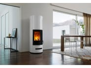 Wood-burning stove E 929 T | Wood-burning stove - Piazzetta