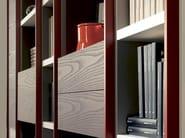 Wall-mounted storage wall EDIS 3 - Fimar