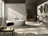 Porcelain stoneware flooring with concrete effect EGO - Cooperativa Ceramica d'Imola