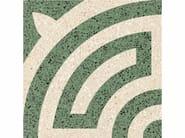 Marble grit wall/floor tiles ELEKTRA - Mipa