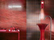 Porcelain stoneware wall tiles ELIXIR ROSSO - CERAMICHE BRENNERO