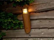 Lampada da parete a luce diretta in teak ELLIPES WALL - ROYAL BOTANIA