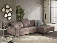 Sectional relaxing sofa ELODIE | Sectional sofa - Egoitaliano