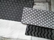 Jacquard fabric with graphic pattern ESTETA DIAMANTE - l'Opificio