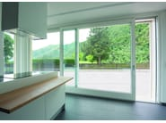 Aluminium casement window ETERNITY TOP RADIANTE - Alpilegno