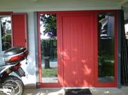Aluminium door panel EXIT/KA - ROYAL PAT