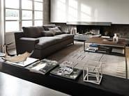 2 seater fabric sofa MALTA   Fabric sofa - Arketipo