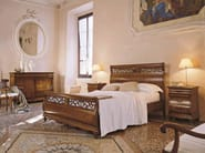 Solid wood double bed FENICE | Solid wood bed - Arvestyle
