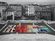 Wool rug FERNANDO PESSOA - Driade
