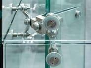Sistema di ancoraggio in acciaio FIN E - Nuova Oxidal