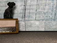 Needled flooring FINETT SOLID green - FINDEISEN