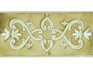 Ceramic wall tiles / flooring FIORI SCURI RECAMONE VERDE MARCIO - CERAMICA FRANCESCO DE MAIO