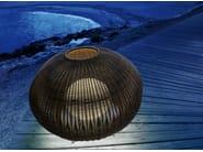 LED polyethylene floor lamp GAROTA - P / 01 - BOVER Il. Luminació & Mobiliario