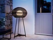 LED indirect light polyethylene floor lamp GAROTA - P / 02 - BOVER Il. Luminació & Mobiliario