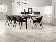 Ceramic flooring with marble effect PURITY OF MARBLE | Flooring with marble effect - Ceramiche Supergres