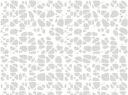 Carta da parati geometrica in carta non tessuta FLORETTA #3 - EXTRATAPETE