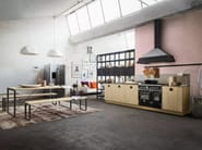 Linear kitchen MOSJØEN - Callesella Arredamenti S.r.l.