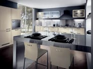 Fitted kitchen FOCUS - Scavolini