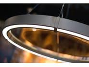 Steel pendant lamp FORESTA - VGnewtrend