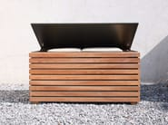 Wooden garden cabinet FORTE - conmoto by Lions at Work