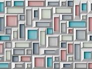 Motif wallpaper FRAMEWORK - Wallpepper