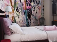 Artistic wallpaper FULL WEAVING - Inkiostro Bianco
