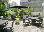 Garden armchair OSAKA | Garden armchair - 7OCEANS DESIGNS
