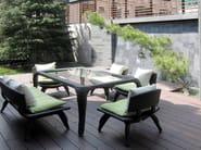 Panca da giardino OSAKA | Panca da giardino - 7OCEANS DESIGNS