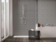 Motif panoramic wallpaper GEOMETRY - Inkiostro Bianco