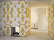 Motif washable vinyl wallpaper GINAH - GLAMORA