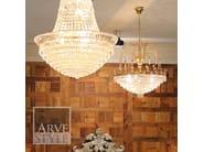 Lampadario a luce diretta GIOACCHINO - Arvestyle