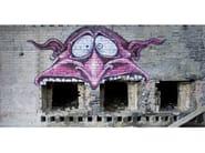Washable nonwoven wallpaper GNAAMMM - CREATIVESPACE