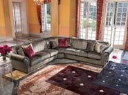 Corner fabric sofa GOLDEN | Corner sofa - Domingo Salotti