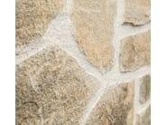 Outdoor natural stone wall tiles GOLDEN OPUS | Natural stone wall tiles - B&B