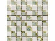 Marble mosaic GREENS - FRIUL MOSAIC