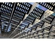 Metal ceiling tiles OPEN CELL ATENA - ATENA