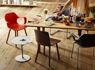 Height-adjustable task chair with armrests HAL ARMCHAIR STUDIO - Vitra