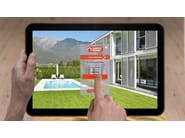 Building automation system interface HAPPY HOME - GEWISS