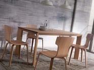 Wooden chair HAT | Wooden chair - Ozzio Italia