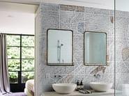 Motif bathroom wallpaper HB - Wall&decò