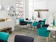 Upholstered chair HEAD UP | Chair - SMV Sitz- und Objektmöbel