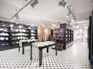 Indoor/outdoor full-body porcelain stoneware flooring HEX - OCTAGON - ETRURIA design